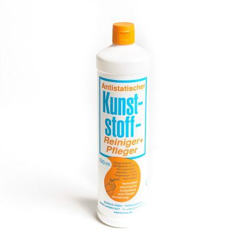 Burnus nettoyant antistatique