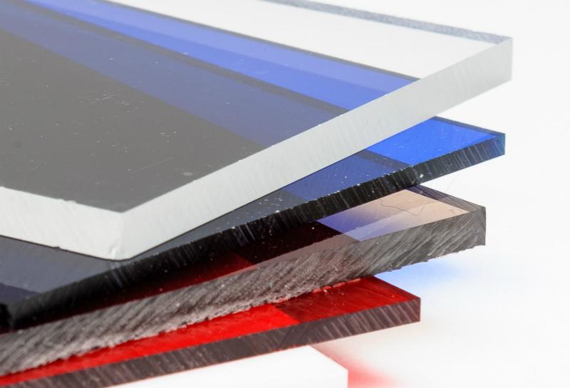Les propriétés du plexiglas