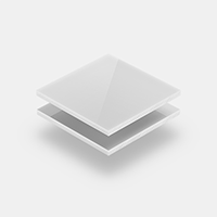 Plexiglass opaque