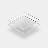 Plexiglass transparent