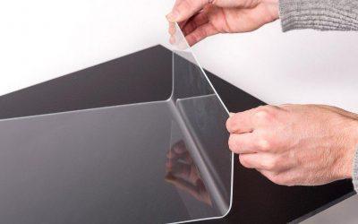 Plier le plexiglas