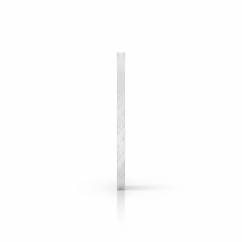Cote plexiglass miroir argent