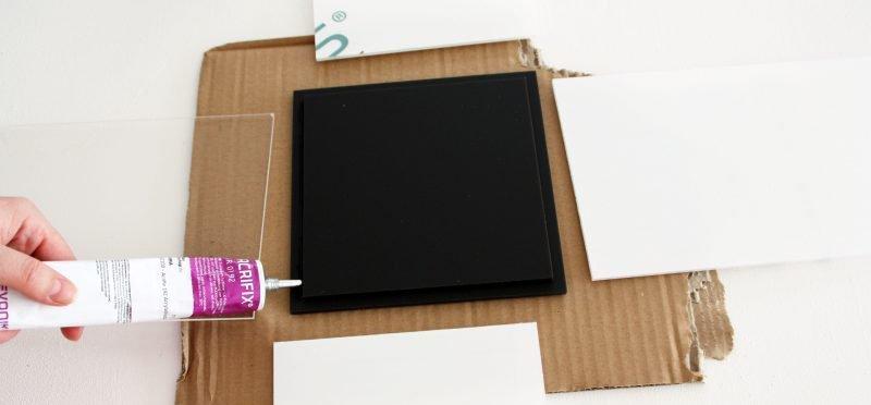 assembler plexiglass