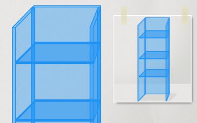 DIY : Créez votre vitrine en plexiglass