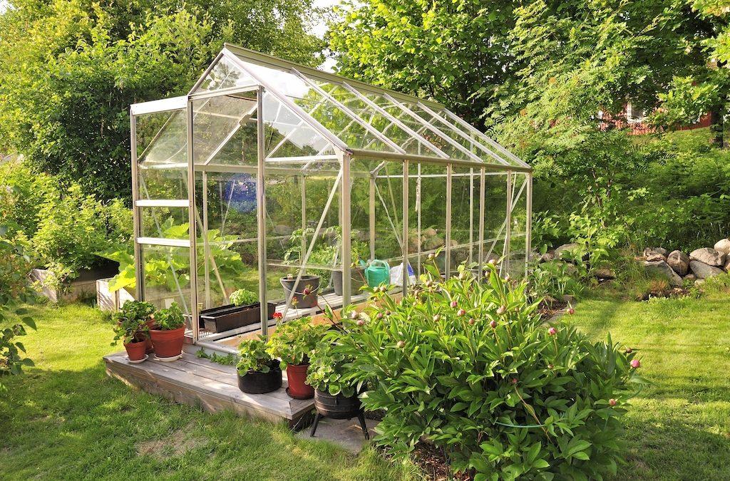Fabriquer une serre de jardin avec des plaques de plastique