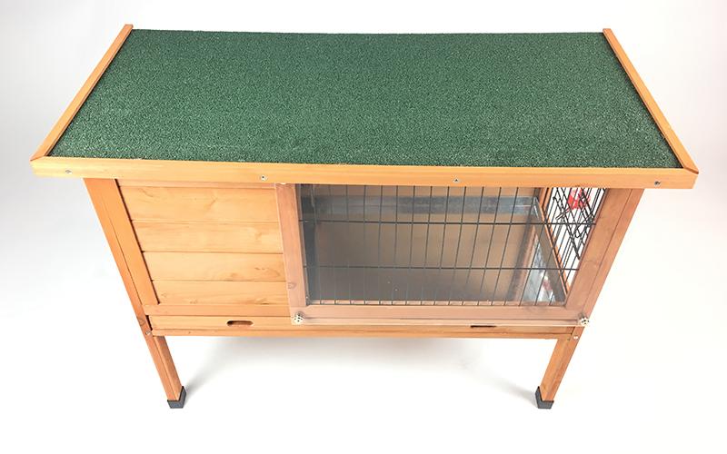 Créez une cage à lapin en plexiglass etape 3