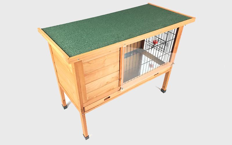 Créez une cage à lapin en plexiglass