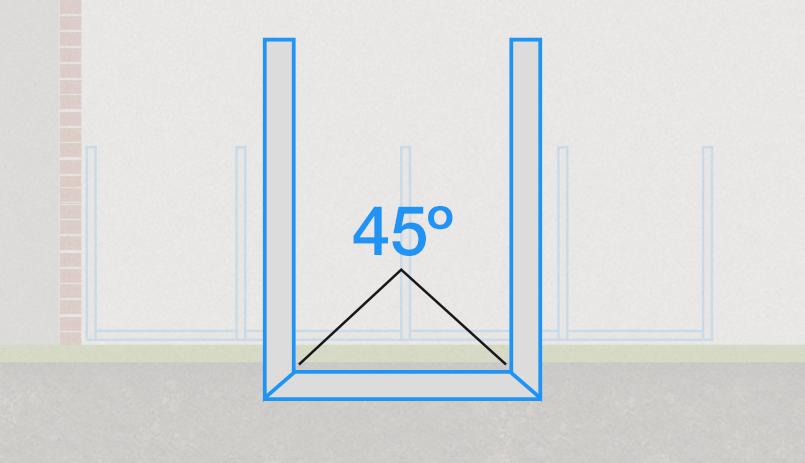 Fabrication d'un pare-vent en plexiglass etape 2
