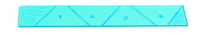 Fabriquer un hologramme etape 5