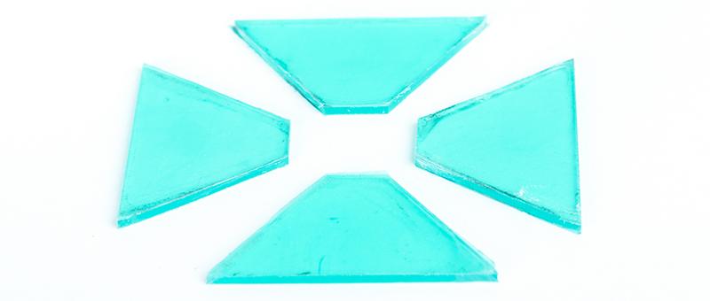 Fabriquer un hologramme etape 6
