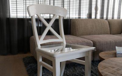 Créer un siège en plexiglass