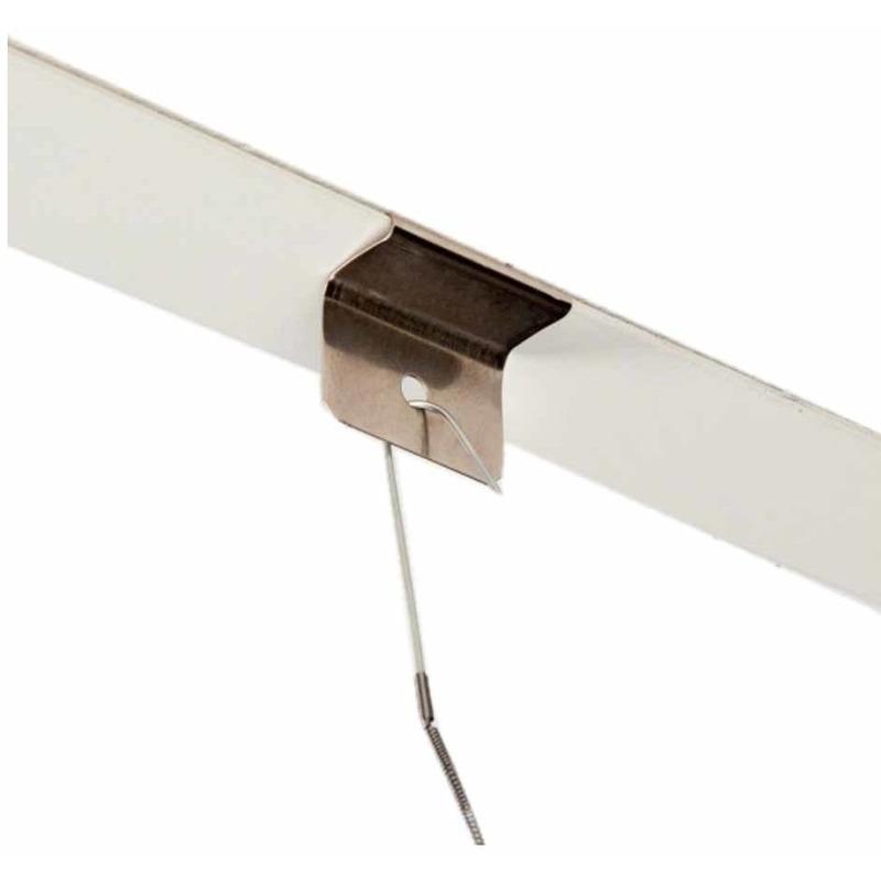 Fixer clip de suspension au plafond