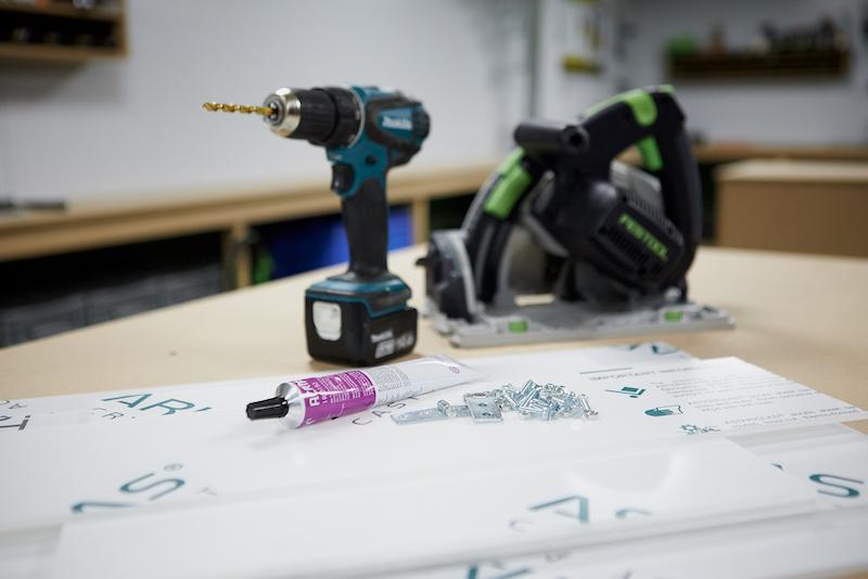 Conditions requises pour la fabrication de la serre miniature
