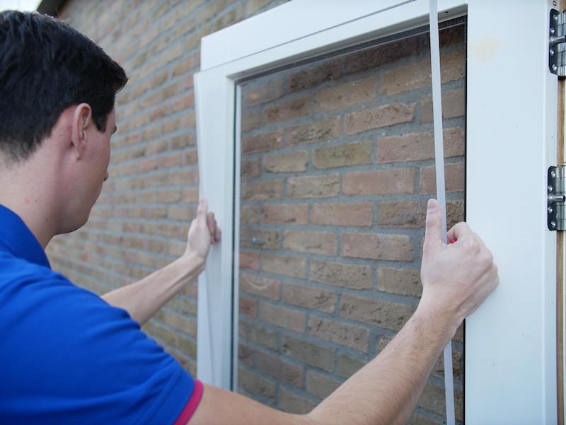 Finition de la fenêtre
