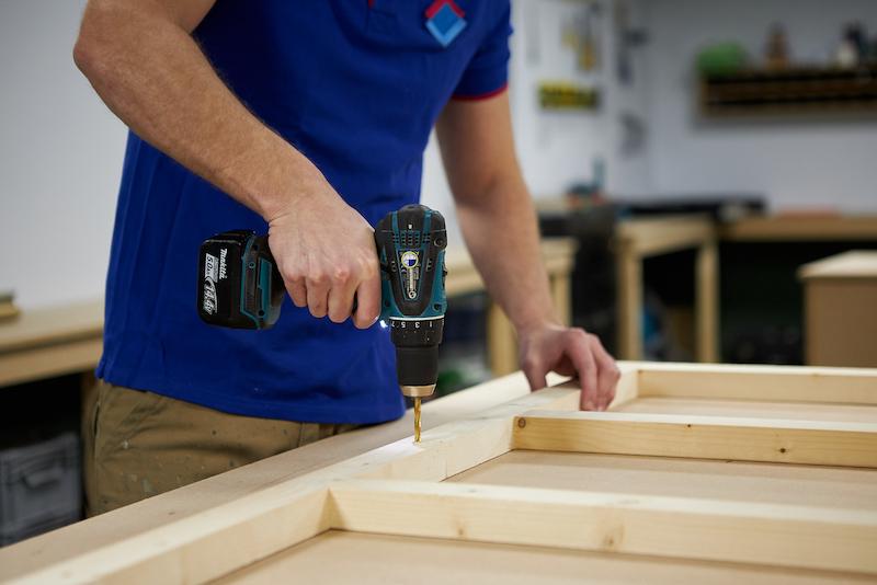 Réalisez votre cadre en bois