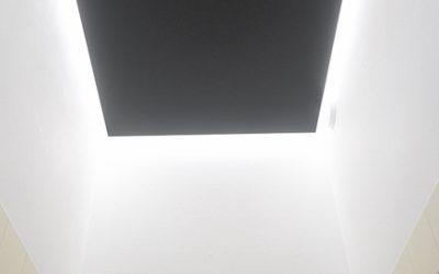 Relooker vos toilettes avec un revêtement pour plafond DIY
