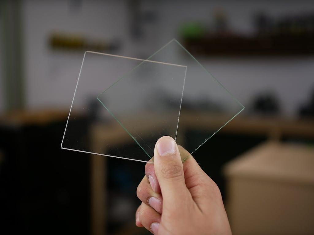 Verrre ou plexiglass comment choisir