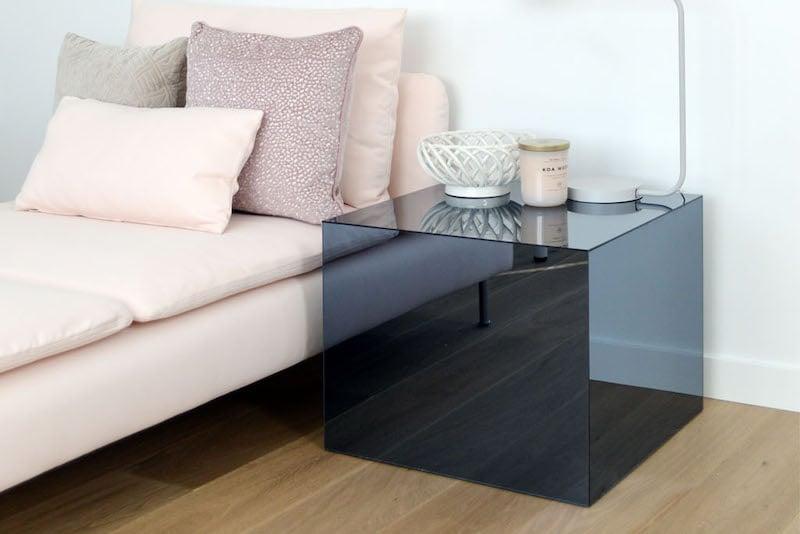 IKEA table en Laque