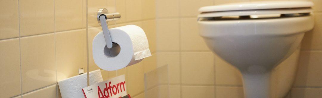 Fabriquez votre propre dérouleur de papier toilette transparent