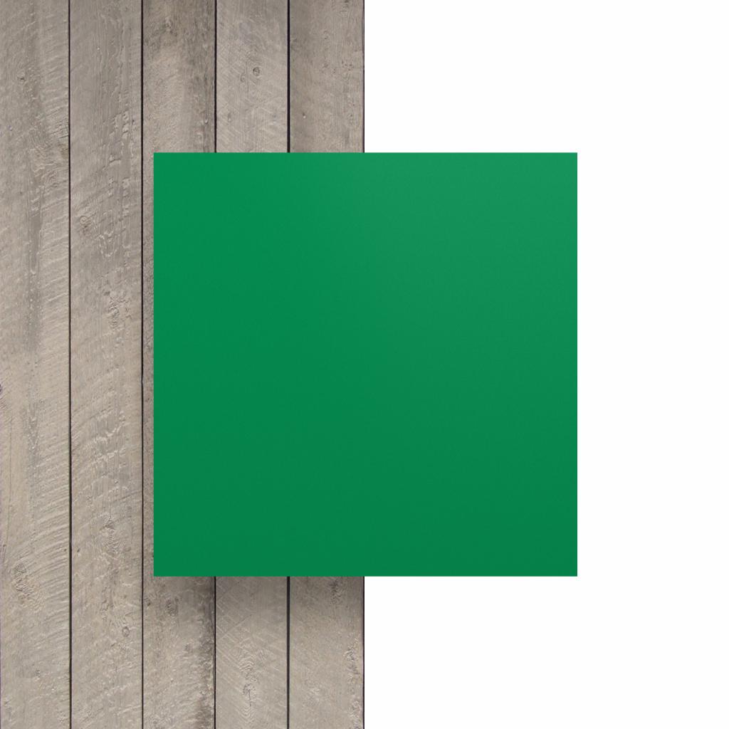 Devant plaque de lettres vert menthe mat